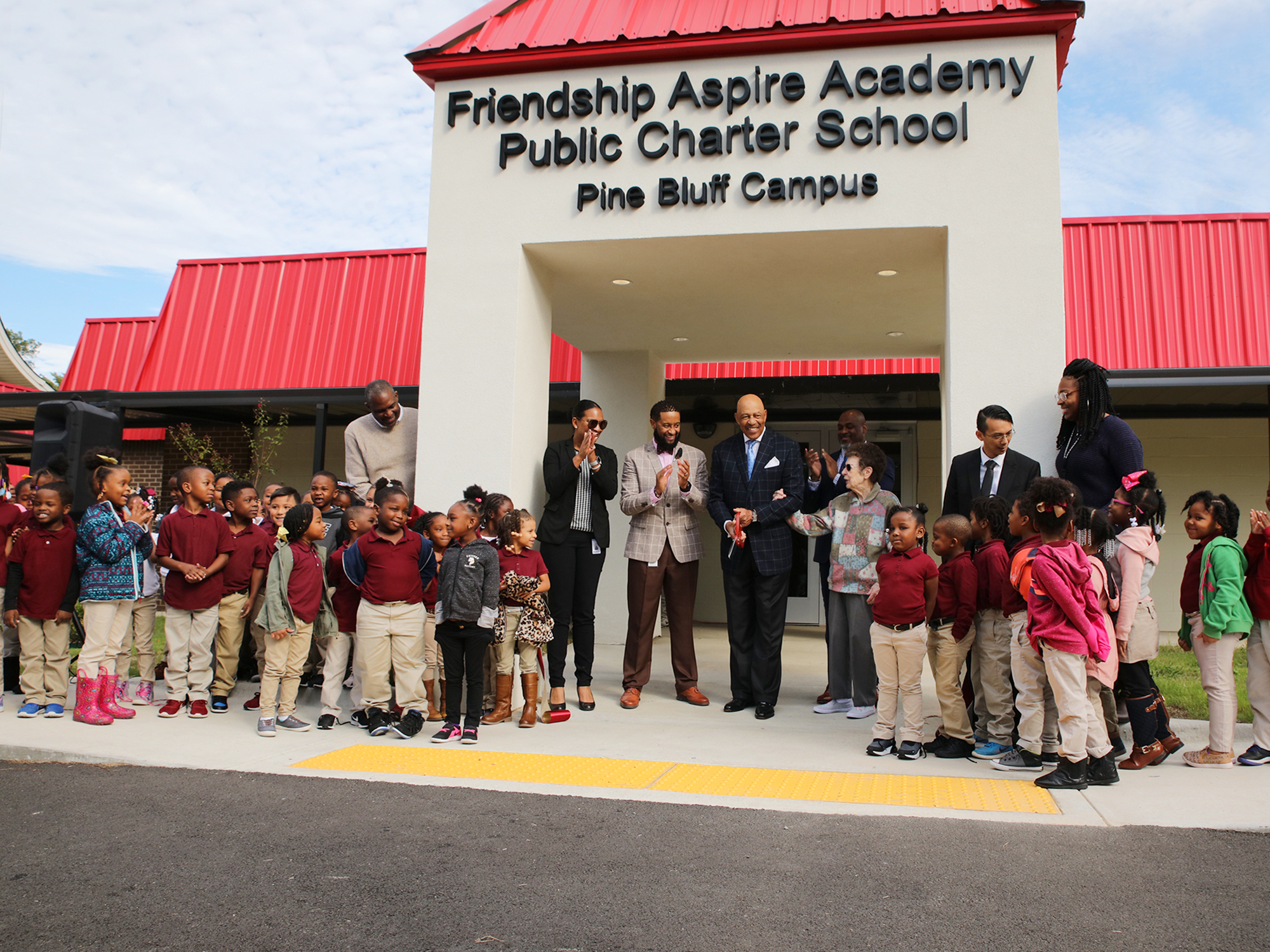 Friendship Aspire Academy Public Charter School Arkansas