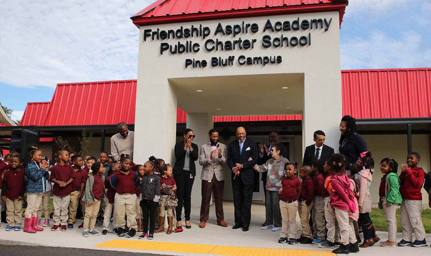 Friendship Public Charter School Aspire Pine Bluff
