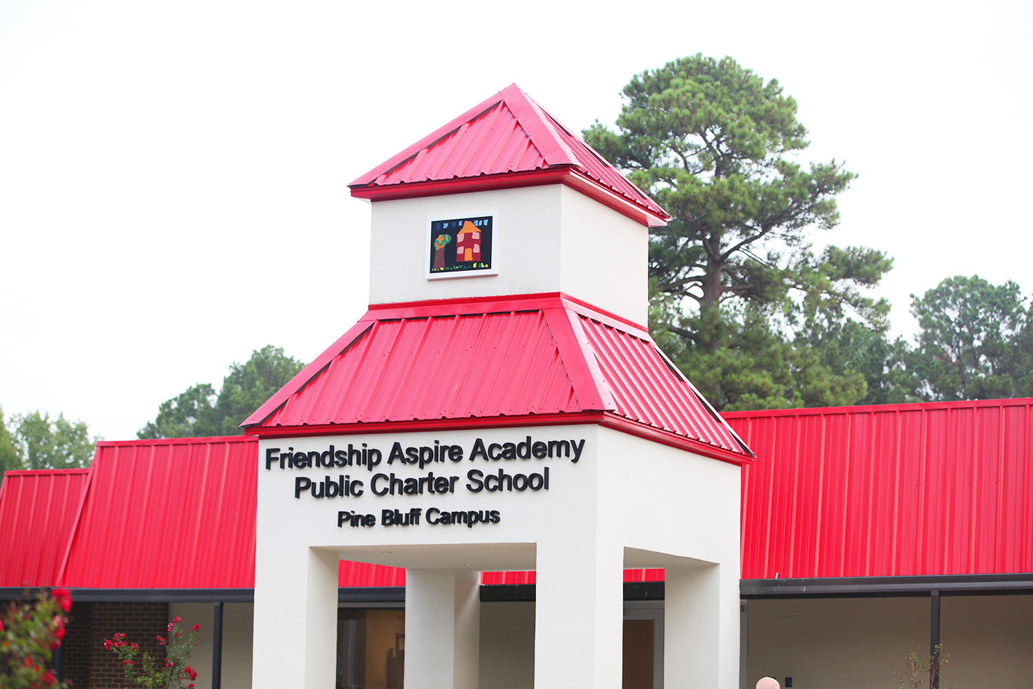 Friendship Aspire Public Charter School Pine Bluff campus - slow growth